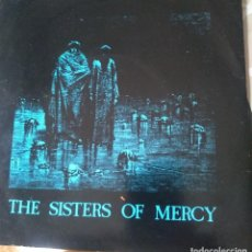 Discos de vinilo: THE SISTERS OF MERCY BODY AND SOUL SINGLE UK POST PUNK. Lote 215232310