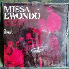 Discos de vinilo: TRIBU EWONDO [CAMEROUN] - MISSA EWONDO (PSAUMES) SINGLE RELIGIOUS. Lote 215237248