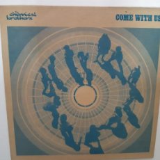 Discos de vinilo: THE CHEMICAL BROTHERS- COME WITH US- EUROPE 2 MAXI SINGLE PROMO 2002.. Lote 215268783