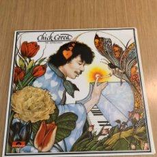 Discos de vinilo: CHICK COREA DISCO THE LEPRECHAUN. Lote 215271207