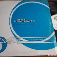 Discos de vinilo: WAX SCIENTISTS – IT'S TIME FOR HOUSE-ESPAÑA-1995- MADE IN DJ – MDJ 11-. Lote 215275033