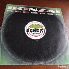 Discos de vinilo: TRIPIX – GATE-X - BONZAI RECORDS BR96102- BELGICA-1996-. Lote 215275901