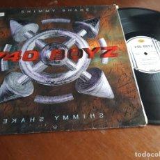 Dischi in vinile: 740 BOYZ – SHIMMY SHAKE-MAXI-ESPAÑA-1995-MAX MUSIC – NM1123MX. Lote 215281477