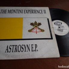 Dischi in vinile: THE MONTINI EXPERIENCE II* – ASTROSYN E.P.-MADE IN DJ – MDJ-15-ESPAÑA-1995-. Lote 215281732