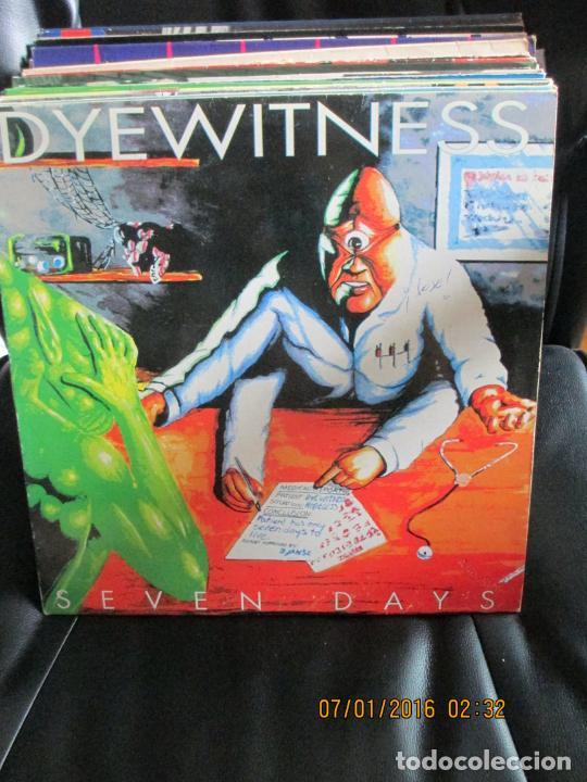 DYEWITNESS ?– SEVEN DAYS (Música - Discos de Vinilo - Maxi Singles - Punk - Hard Core)