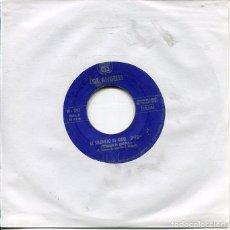 Disques de vinyle: LOS ANGELES / EL SILENCIO ES ORO / DESASTRE MINERO NUEVA YORK 1941 (SINGLE 1967). Lote 215285958