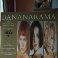 Discos de vinilo: BANANARAMA,THE GREATEST HITS COLLECTION. Lote 215286480