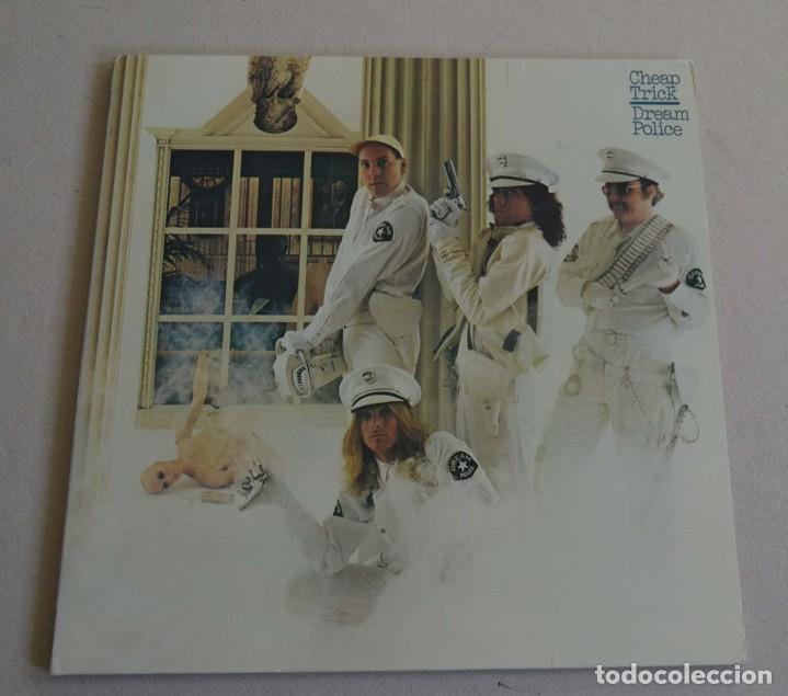 CHEAP TRICK - DREAM POLICE (ED. USA) (Música - Discos - LP Vinilo - Pop - Rock - Internacional de los 70)