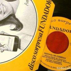 Discos de vinilo: MANUEL ALEJANDRO Y SU GRAN ORQUESTA (EP FUNDADOR 1967) POCO A POCO - TE VOY A CONTAR MI VIDA - ESTU. Lote 215301942