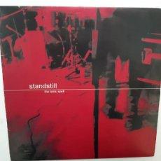 Discos de vinilo: STANDSTILL- THE IONIC SPELL- GERMAN LP 2001+ INSERT - RED VINYL- ULTRA RARE.. Lote 215313906
