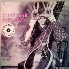 "Disques de vinyle: SONIC YOUTH 10 "" ORIGINAL 1986 SST. RECORDS. Lote 215327585"
