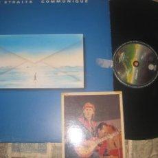 Discos de vinilo: DIRE STRAITS-COMUNIQUE +ENCARTE/+ FOTO VERTIGO 79-1991) EDICION ESPAÑA. Lote 215347221