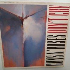 Discos de vinilo: GUNS N´ROSES- DON´T CRY - MAXI SINGLE SPAIN 1991.. Lote 215354200
