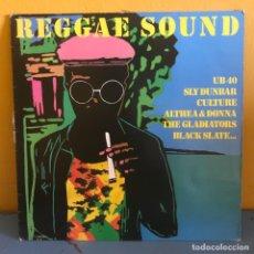 Discos de vinilo: REGGAE SOUND ROOTS REGGAE. Lote 215357638
