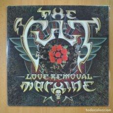 Dischi in vinile: THE CULT - LOVE REMOVAL MACHINE - MAXI. Lote 215358806