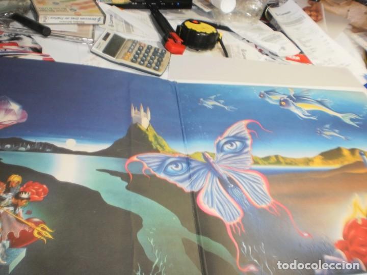 Discos de vinilo: lp boney m.oceans of fantasy. ariola 1978 spain con desplegable ver fotos (probado, bien, leer) - Foto 2 - 215380687