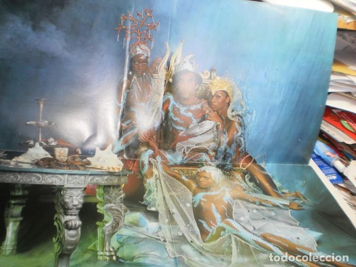 Discos de vinilo: lp boney m.oceans of fantasy. ariola 1978 spain con desplegable ver fotos (probado, bien, leer) - Foto 3 - 215380687