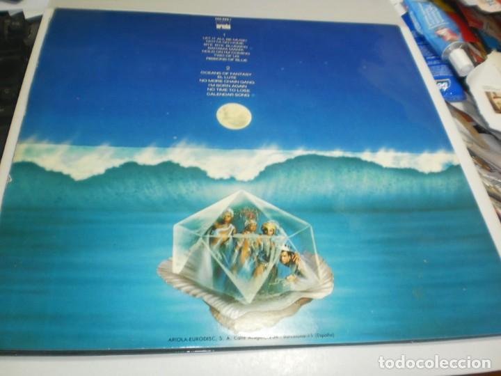 Discos de vinilo: lp boney m.oceans of fantasy. ariola 1978 spain con desplegable ver fotos (probado, bien, leer) - Foto 4 - 215380687