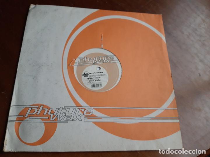 WATCHMAN – KICK SOME SHIT-LP-GERMANY-1997-PHUTURE WAX – WAX 030-6 (Música - Discos - LP Vinilo - Techno, Trance y House)