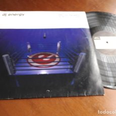 Disques de vinyle: DJ ENERGY ?– STEP INTO THE ARENA (THE OFFICIAL ENERGY '97 ANTHEM)GERMANY-1997- TIME UNLIMITED ?. Lote 215385856