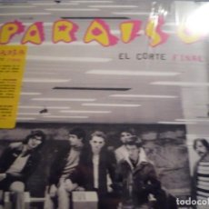 Discos de vinilo: PARAISO-EL CORTE FINAL-LP Y CD. Lote 215387371