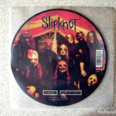 Dischi in vinile: SLIPKNOT.DUALITY-DON´T GET CLOSE...PICTURE...NM. Lote 215413838