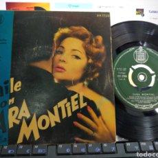 Discos de vinilo: SARA MONTIEL EP BESAME MUCHO + 3 1958 /2. Lote 215427113