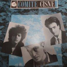 Discos de vinilo: COMITÉ CISNE MINI LP. Lote 215433387
