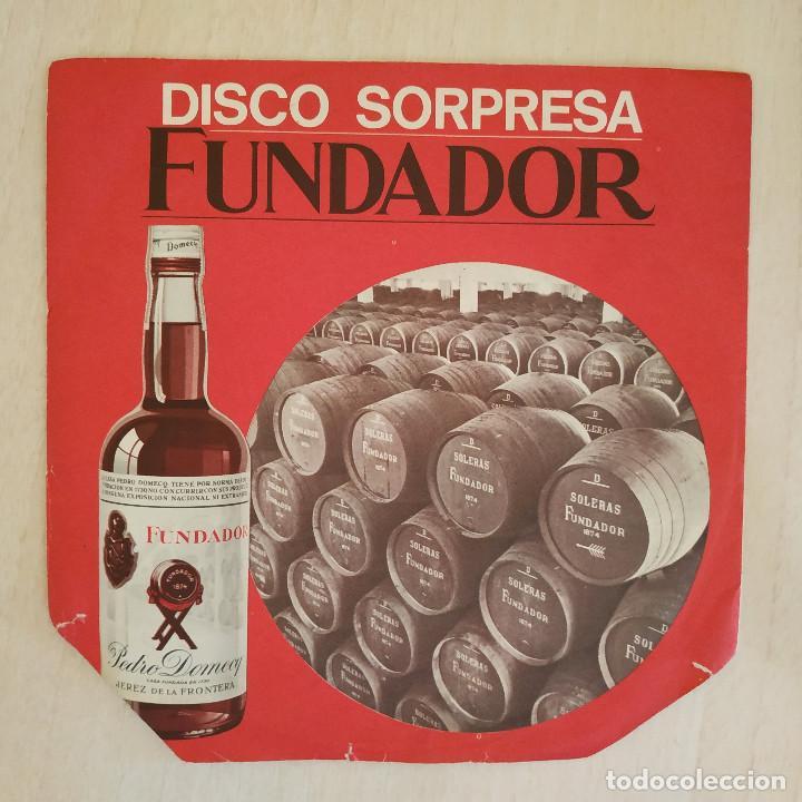 LOS GEMELOS DEL SUR - CUMBIA MORENA / VENTANAS / CLAUDIA + 1 EP FUNDADOR 1969 BUEN ESTADO (Música - Discos de Vinilo - EPs - Flamenco, Canción española y Cuplé)