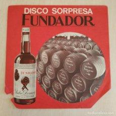 Discos de vinilo: MIGUEL RAMOS - MUSICA DE BAILE - HABLEMOS DEL AMOR / EL FUNERAL DEL LABRADOR +2 FUNDADOR BUEN ESTADO. Lote 215438748