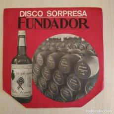 Discos de vinilo: LOS VALLDEMOSA - OJOS DE ESPAÑA / MONSIEUR DUPONT / YELOW BIRD + 1 - EP FUNDADOR DEL 1969 EXCELENTE. Lote 215445087