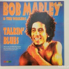 Discos de vinilo: VINILO LP. BOB MARLEY & THE WAILERS - TALKIN' BLUES. 33 RPM.. Lote 215446135
