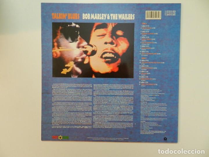 Discos de vinilo: VINILO LP. BOB MARLEY & THE WAILERS - TALKIN BLUES. 33 RPM. - Foto 2 - 215446135