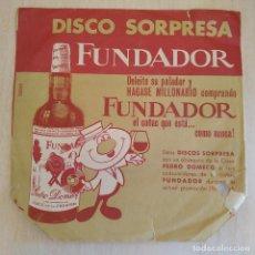 Discos de vinilo: LOS MARIACHIS / CARMEN NOGUES - CANCION HISPANO AMERICANA - EP FUNDADOR AÑO 1964 VINILO COMO NUEVO. Lote 215447907