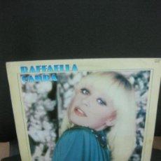 Discos de vinilo: RAFAELA CARRA. MAMA DAME 100 PESETAS.+ 10. LP HISPAVOX 1981. CIRCULO DE LECTORES.. Lote 215500001