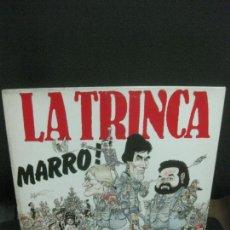 Discos de vinilo: LA TRINCA. MARRO !. LP ARIOLA 1987.. Lote 215501900