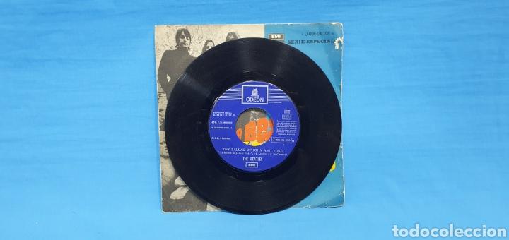 Discos de vinilo: DISCO THE BEATLES - THE BALLAD OF JOHN AND YOKO OLD BROWN SHOE - 1969 - Foto 3 - 215503673