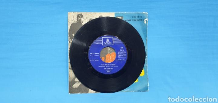 Discos de vinilo: DISCO THE BEATLES - THE BALLAD OF JOHN AND YOKO OLD BROWN SHOE - 1969 - Foto 4 - 215503673