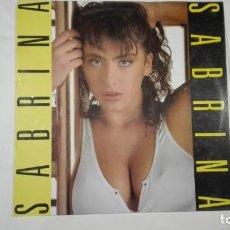 Discos de vinilo: SABRINA LP SABRINA INDALO MUSIC 1987. Lote 215512001