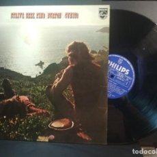 Disques de vinyle: BURTON & CUNICO STRIVE, SEEK,FIND LP SPAIN 1973 PEPETO TOP. Lote 215517157
