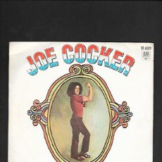 Discos de vinilo: JOE COCKER LLORA A RAUDALES, AM RECORDS HISPAVOX H 659. Lote 215530985