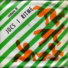 Discos de vinilo: JOCS O RITME (VOL.2) EP 1972 (CONTIENE LIBRETO CON LAS LETRAS). Lote 225955025