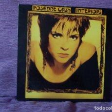 Discos de vinilo: ROSANNE CASH - INTERIORS (LP). Lote 215567092