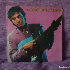 Discos de vinilo: RY COODER – BOP TILL YOU DROP (LP). Lote 215572892