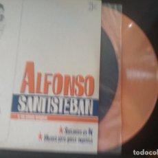 Discos de vinilo: ALFONSO SANTISTEBAN …Y SU PIANO MAGICO LP SPAIN 1988 PEPETO TOP. Lote 215575768