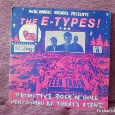 Discos de vinilo: THE E-TYPES – THE E-TYPES (LP). Lote 215576785