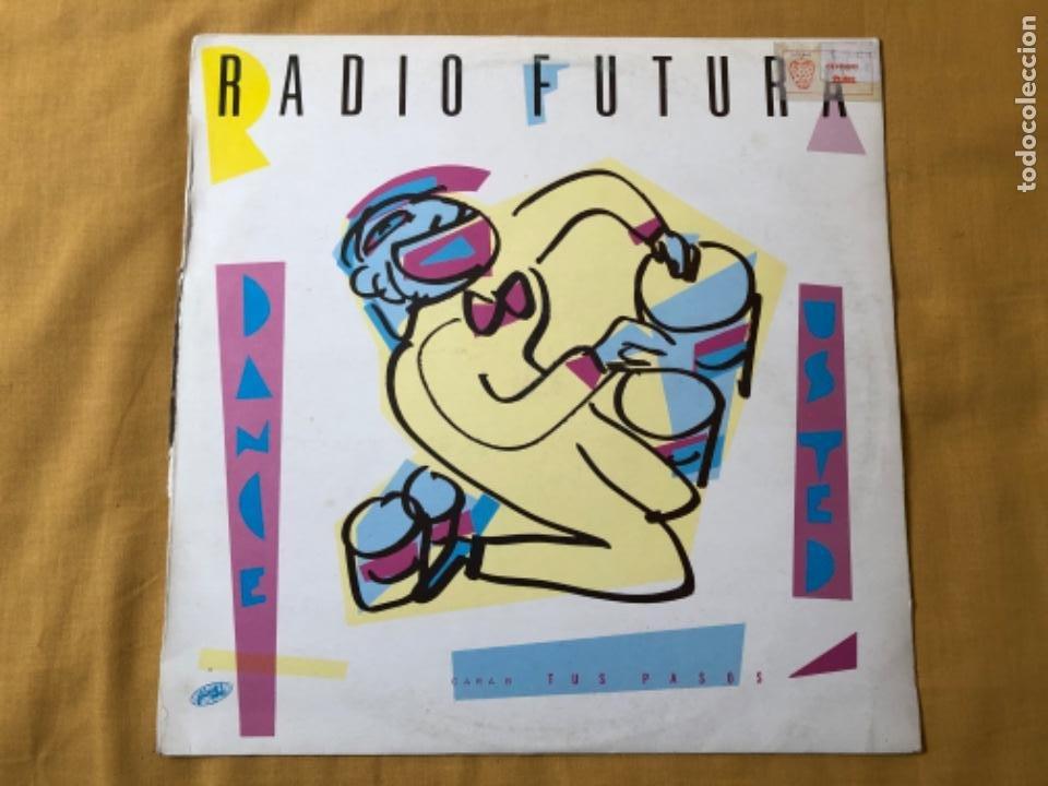 RADIO FUTURA- DANCE VD MAXI (Música - Discos de Vinilo - Maxi Singles - Grupos Españoles de los 70 y 80)
