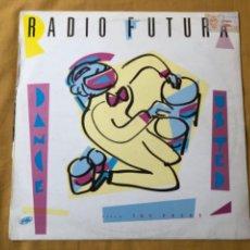 Discos de vinilo: RADIO FUTURA- DANCE VD MAXI. Lote 215614385