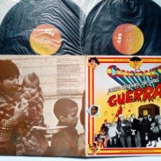 Discos de vinilo: 2 X LP: CANCIONES PARA DESPUES DE UNA GUERRA (BSO) (CBS, 1976) - BANDA SONORA ORIGINAL -. Lote 215615225