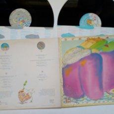 Discos de vinilo: 2 X LP: OSKORRI - 15 URTE ETA GERO HAU! (ELKAR, 1987) - FOLK, EUSKERA -. Lote 215617762